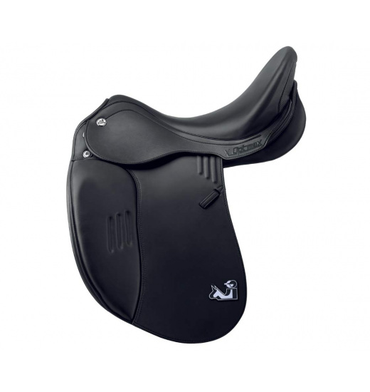 X-OPTIMAX LUX DRESSAGE SADDLE