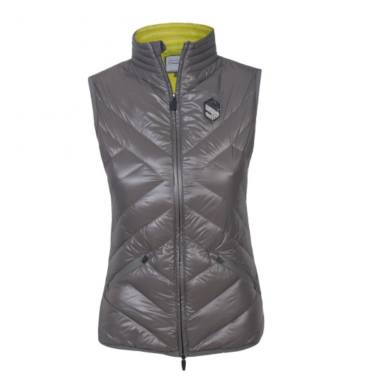 LADIES SWAROVSKI DOWN VEST