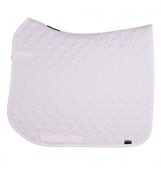LABYRINTH QUILTED SADDLE PAD