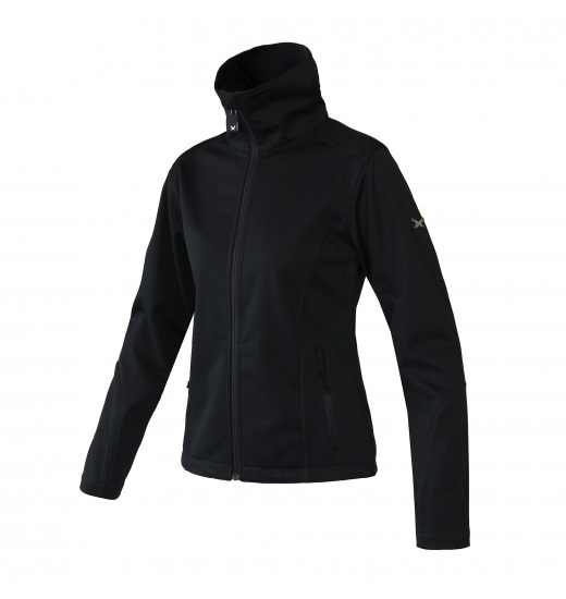 MOOSONEE LADIES SOFTSHELL JACKET
