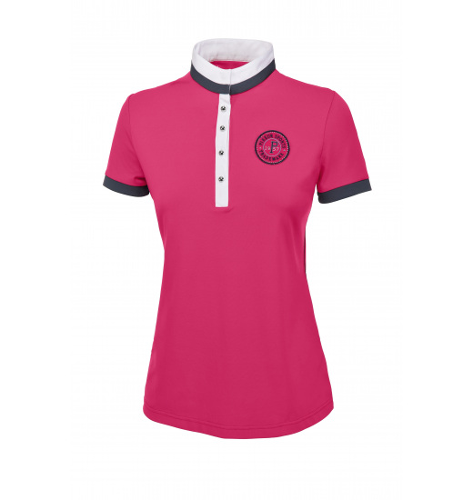 SABINA LADIES 1/2 SLEEVE COMPETITION SHIRT