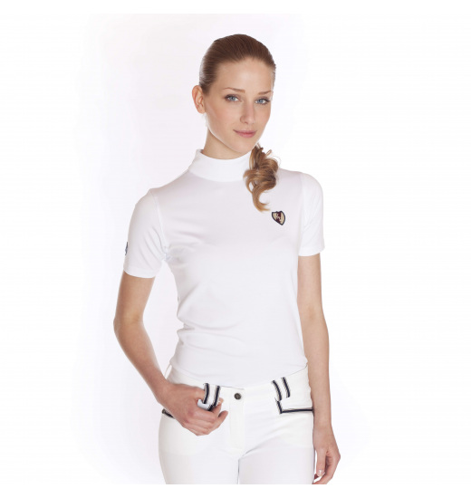 CLASSIC LADIES SHOW SHIRT MONTANA SHORT SLEEVE