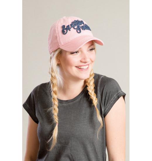 UNISEX CAP POWDERROSE