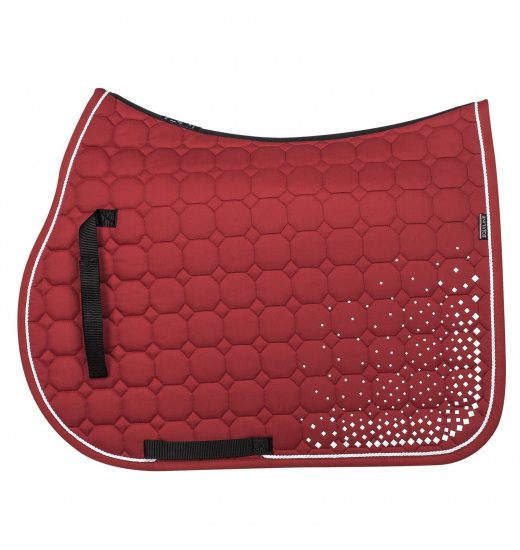 ROXANNE HORSE OCTAGONE SADDLE CLOTH