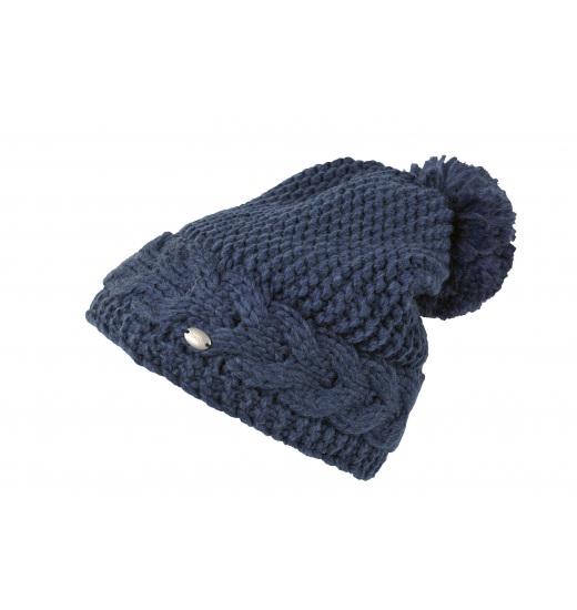 CABBLE PATTERN HAT