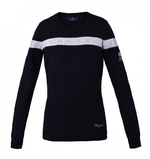 JOLIE KNITTED ROUND NECK FOR LADIES
