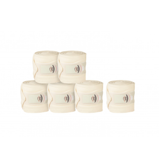 FLEECE BANDAGES HERITAGE (4-PACK)