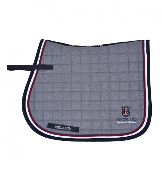 JERRY SADDLE PAD WITH COOLMAX