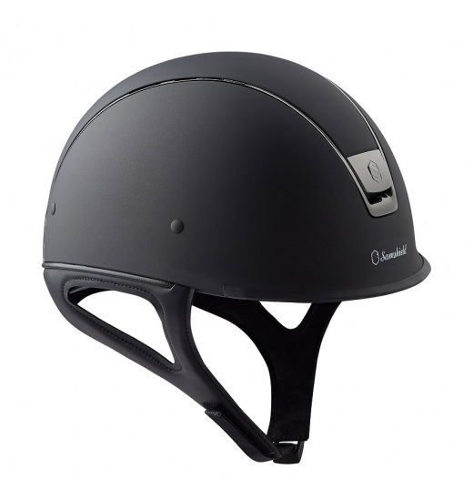 RACE SHADOWMATT HELMET BLACK