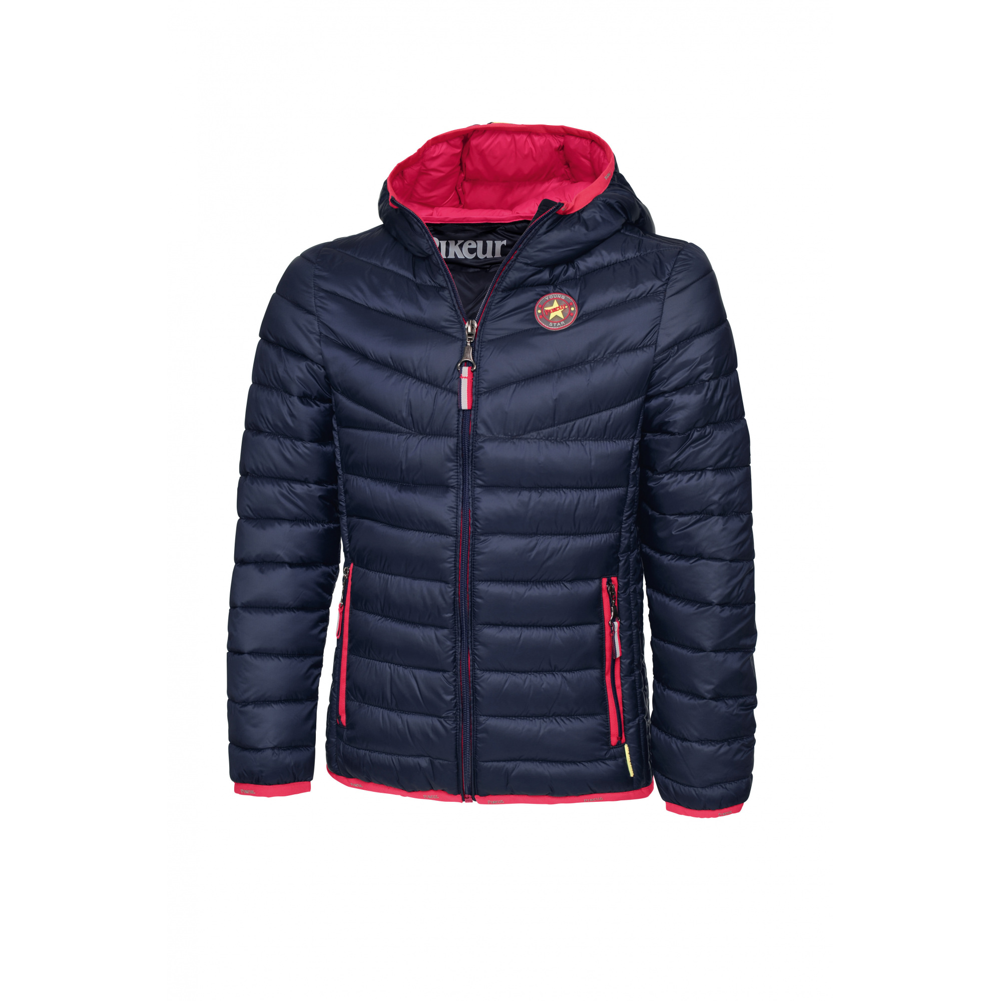 d16257d16 Pikeur CUDDY GIRL S QUILTED JACKET - EQUISHOP Equestrian Shop