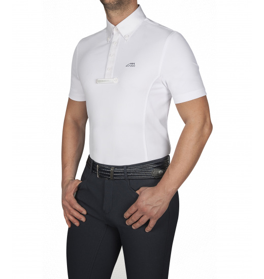 VICK MEN'S POLO COMPETITION SHIRT