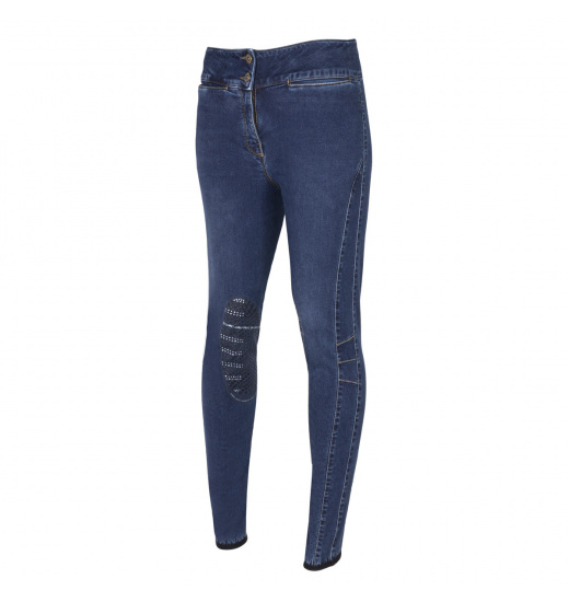 NAPEL JEANS LADIES' KNEE GRIP BREECHES