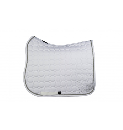 SPARKLING HORSE OCTAGONE SADDLE CLOTH