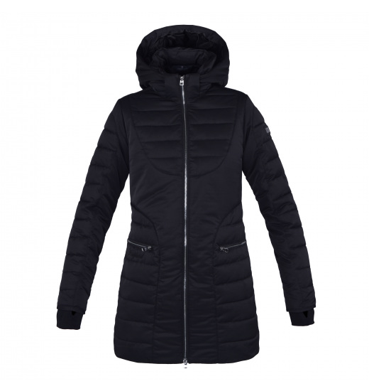 BETTINA WOMEN'S LONG INSULATED JACKET