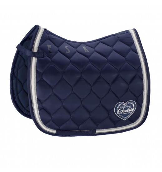 GLOSSY HEART SADDLE CLOTH CLASSIC SPORTS