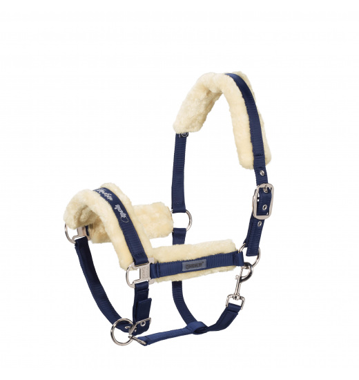 DOUBLE PIN FAUX FUR HEADCOLLAR CLASSIC SPORTS