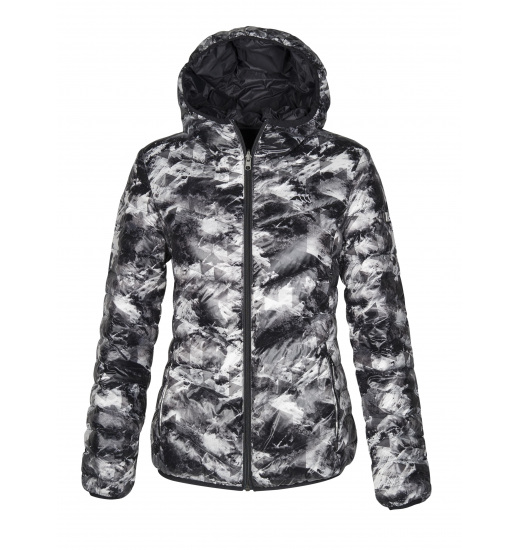 MARGY WOMEN'S REVERSIBLE DOUBLE FACE DOWN JACKET