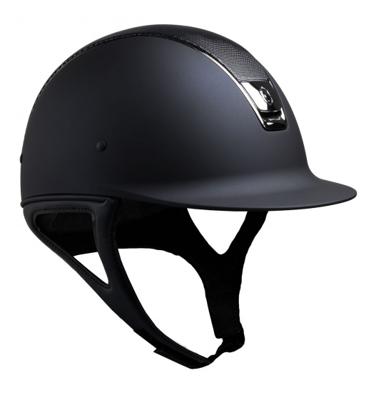 SHADOWMATT / SHIMMER TOP / SILVER CHROME / NAVY HELMET