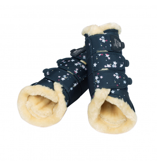 TENDON BOOTS FAUXFUR YOUNG STAR