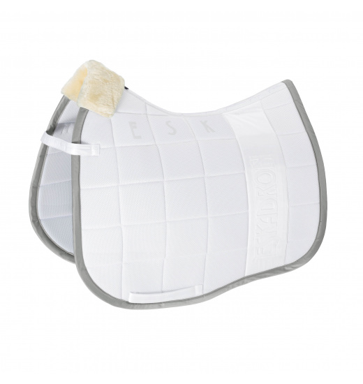 INNO-PAD SADDLE CLOTH PLATINUM PURE
