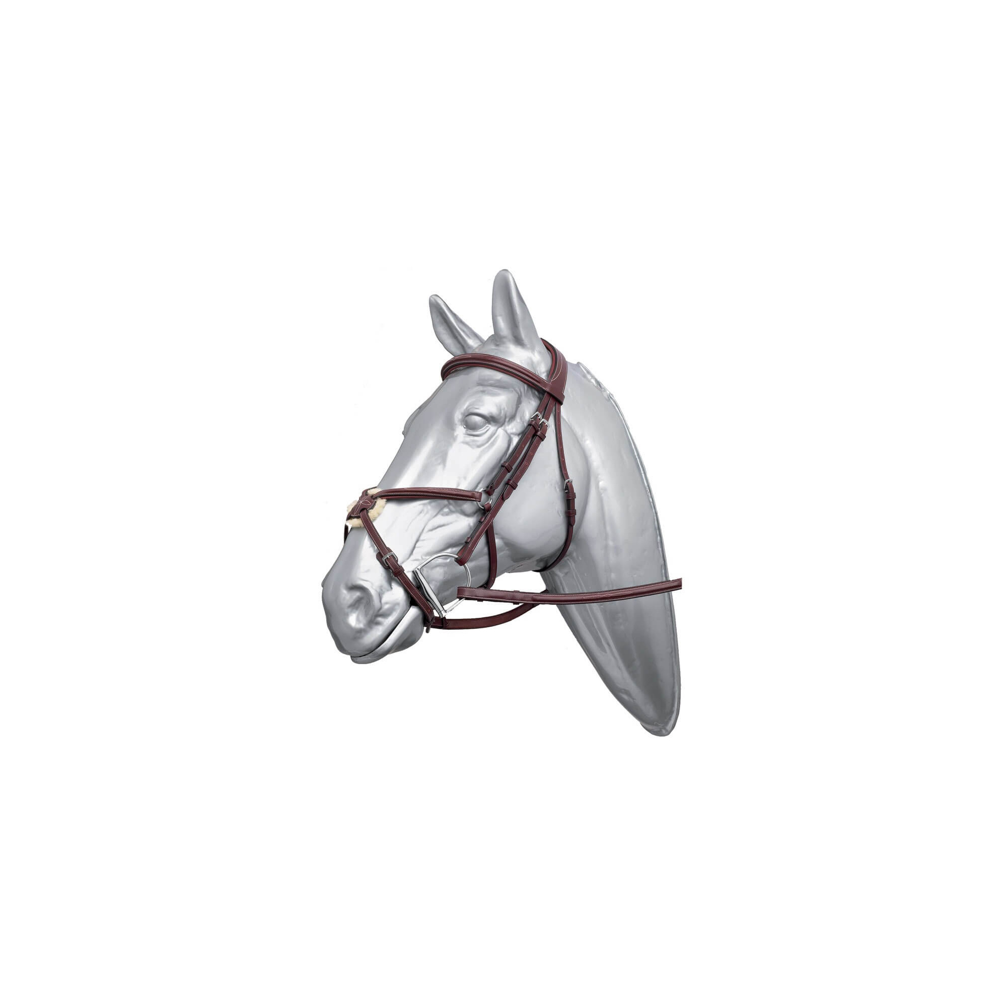 Prestige Italia E80 Leather Bridle Equishop Equestrian Shop