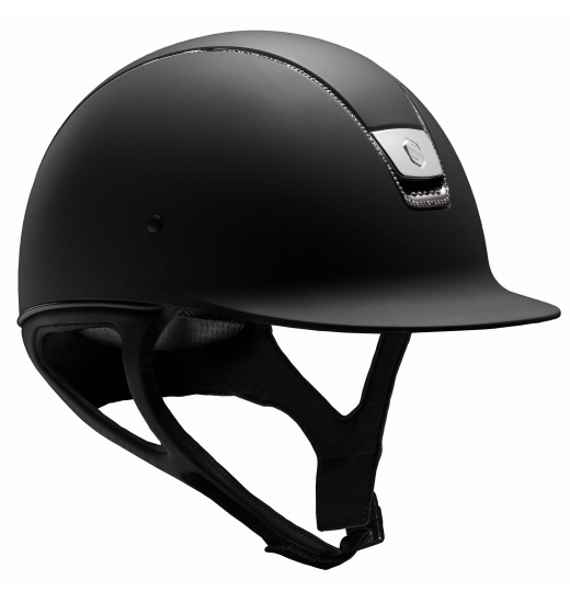 255 SWAROVSKI/ BLACK SHADOWMATT HELMET