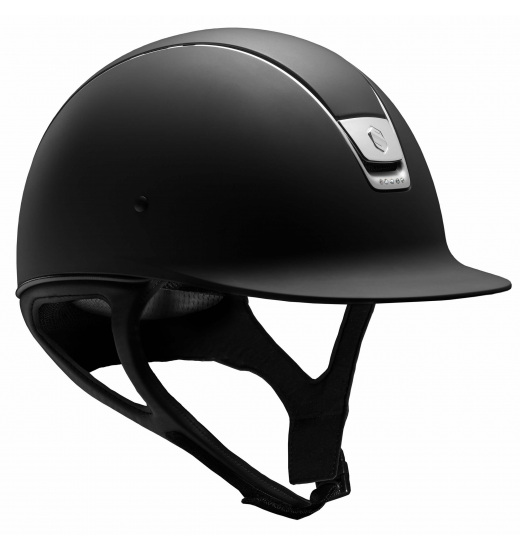 5 SWAROVSKI/ BLACK SHADOWMATT HELMET
