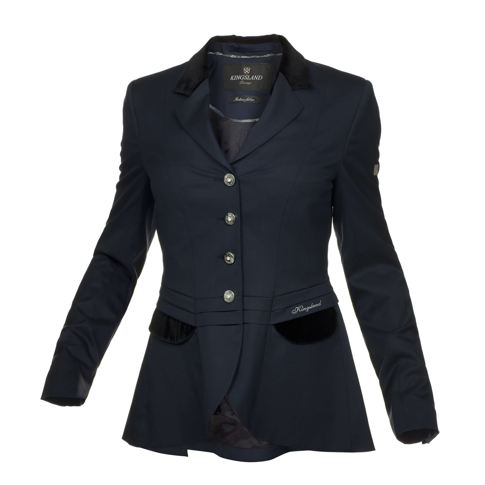 Kingsland Woolen Ladies Dressage Jacket Equishop