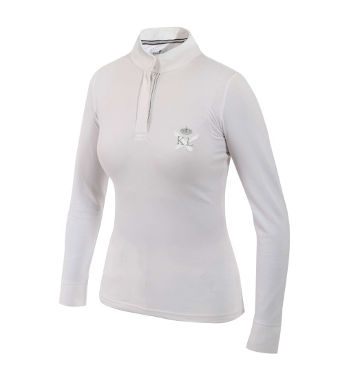 LADIES SHOW SHIRT LS