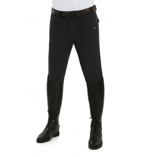 LANCE REGULAR FIT MEN'S PLEATED BREECHES S14