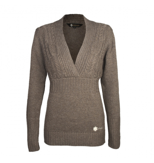 LADIES LOVERNA WOOL SWEATER