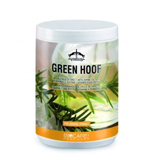 GREEN HOOF GREASE FOR HOOVES