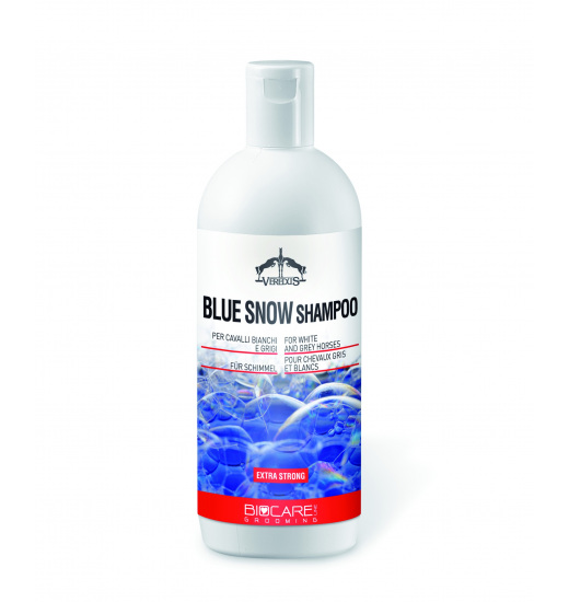 BLUE SNOW SHAMPOO