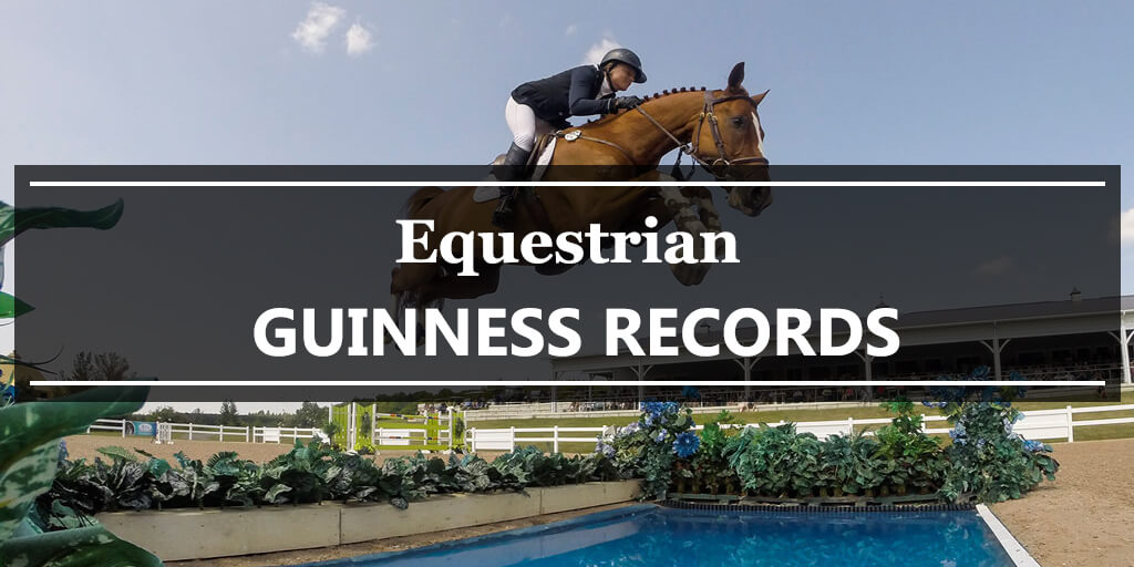 Equestrian Guinness records