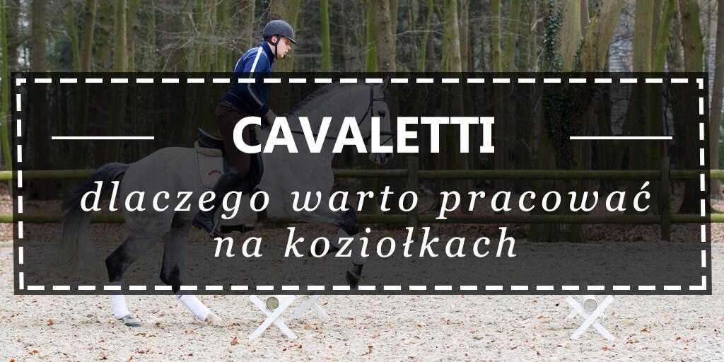 Cavaletti, dlaczego warto pracować na koziołkach