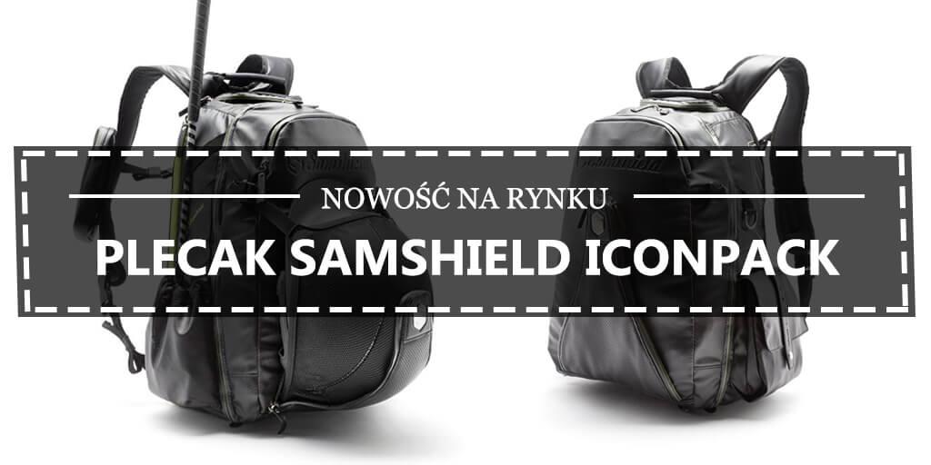 2610bbea361d6 Nowość na rynku - plecak Samshield Iconpack Sklep jeździecki