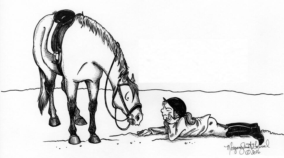 typ konia - kochany cielak