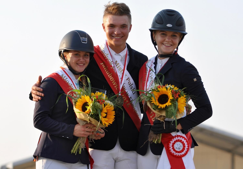 Mistrzostw Polski Młodych Jeźdźców 2016