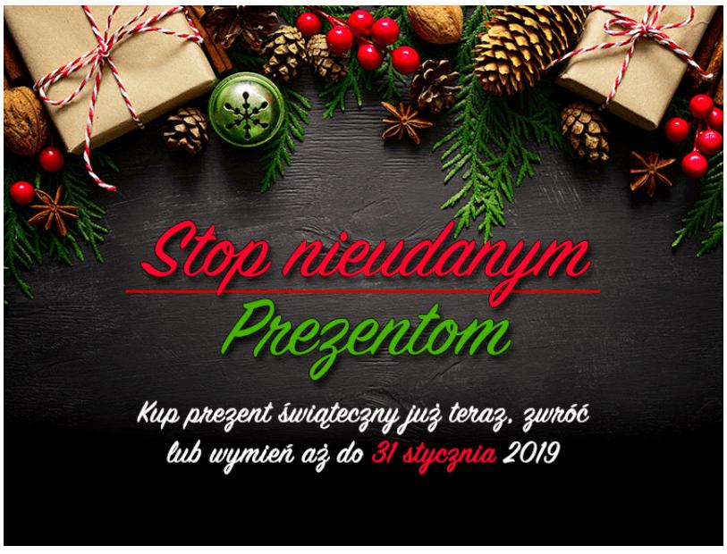 Stop nieudanym prezentom