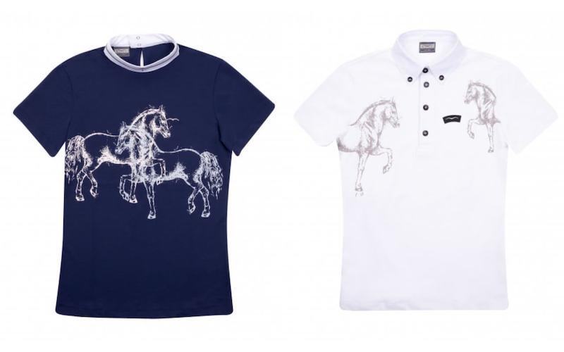 Koszulki konkursowe Animo