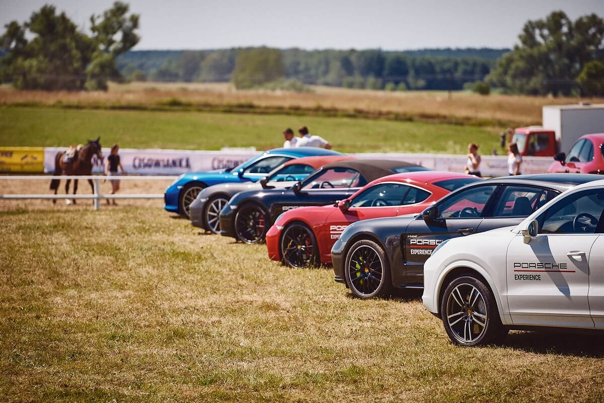 Gałkowo Masters 2018 Porsche