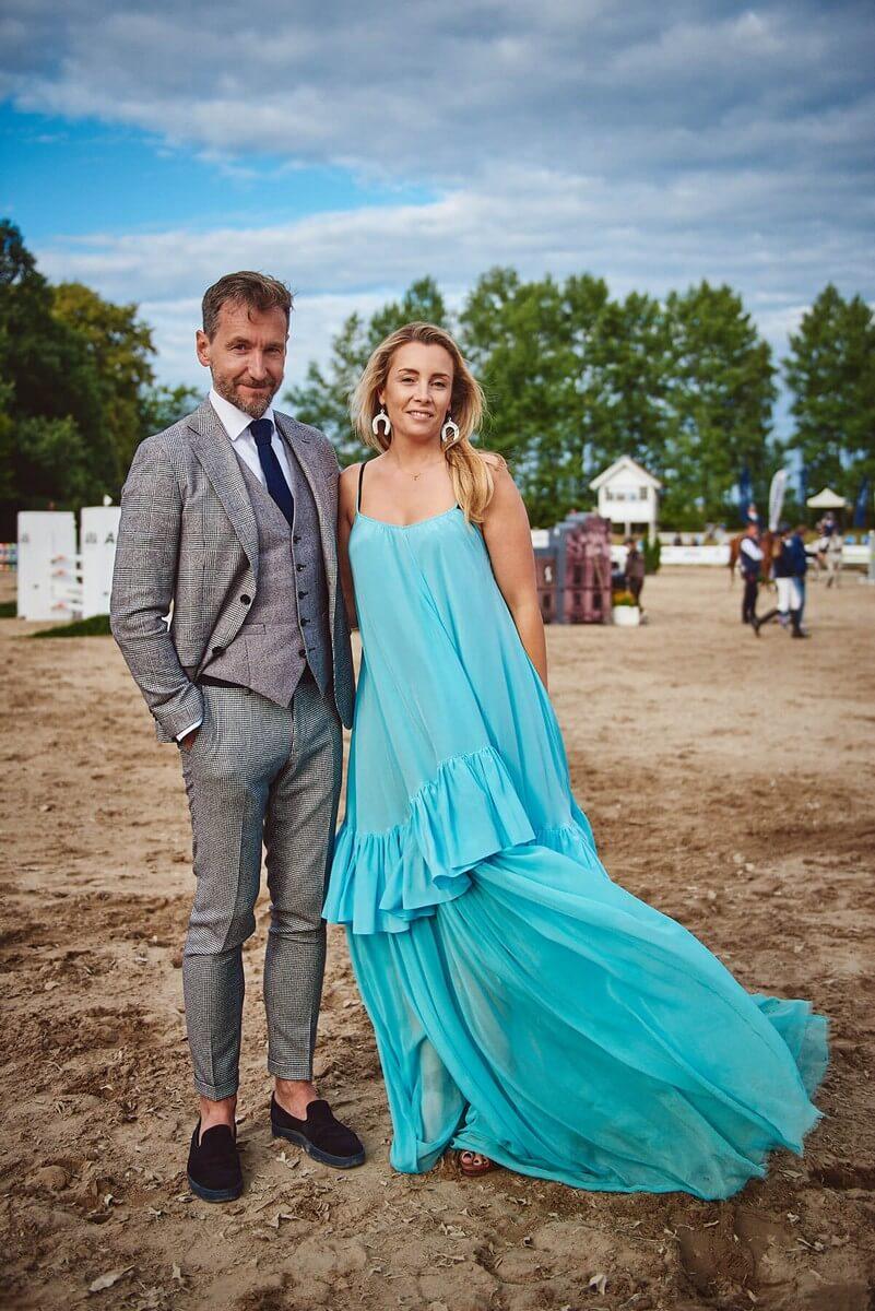 Gałkowo Masters 2018 Piotr Kraśko i Karolina Ferenstein-Kraśko