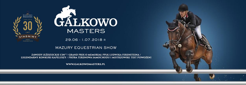 Gałkowo Masters 2018