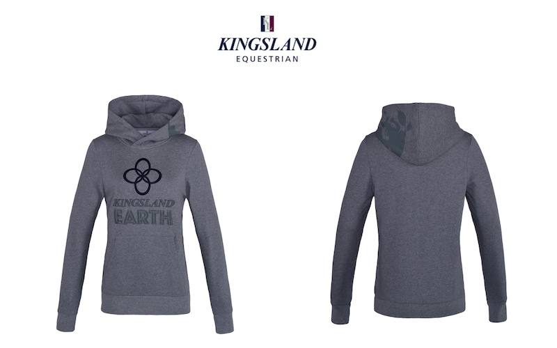 Bluza z kapturem Kingsland River