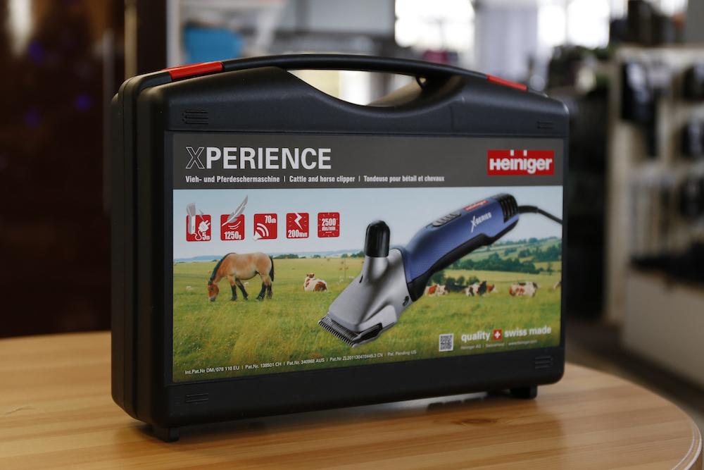 Maszynka do strzyżenia koni Heiniger