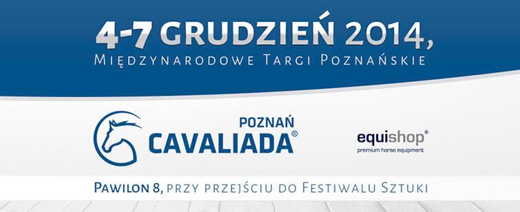 Equishop na Cavaliadzie Poznań 2014