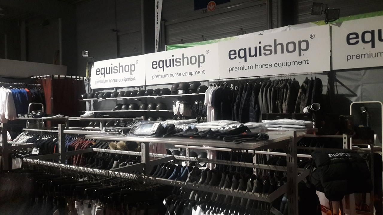 Equishop na Cavaliada Poznań 2017