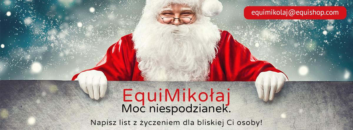EquiMikołaj - spełnij jeździecke życzenie bliskiej Ci osoby