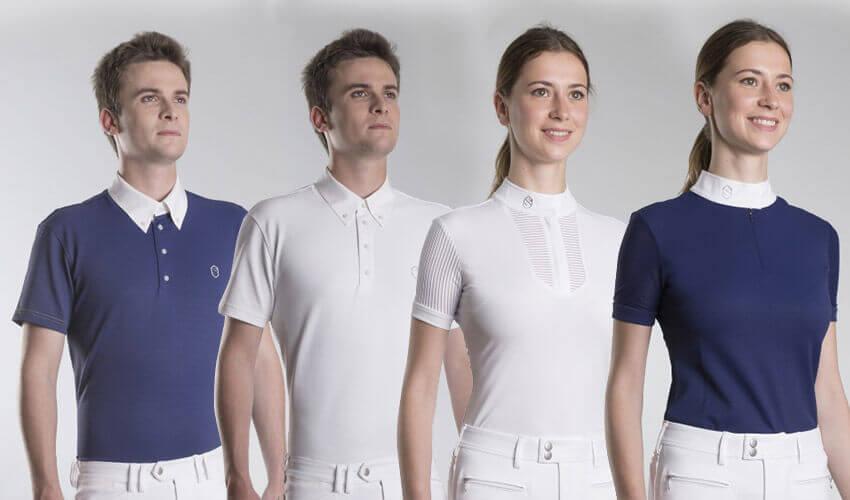 Koszule i koszulki Samshield Technical Line