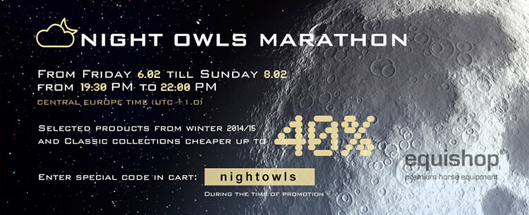 Night Owls Marathon